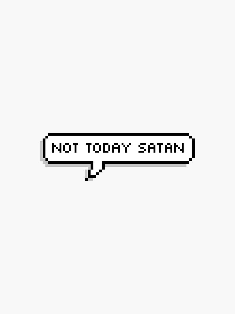 No Hoy Satanás de DragRaceStan
