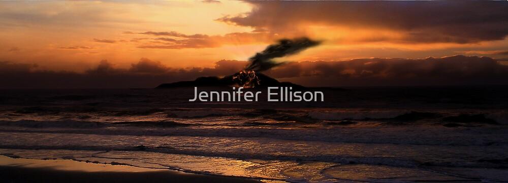 By Fire or Sword by Jennifer Ellison