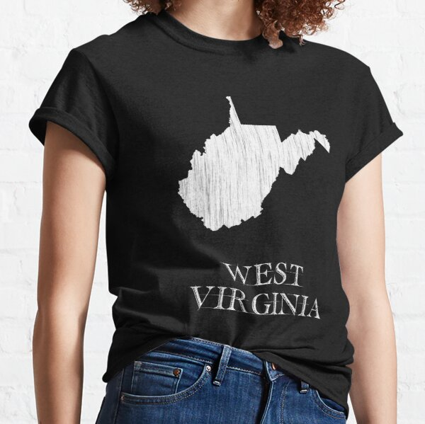West Virginia - Chalk Classic T-Shirt