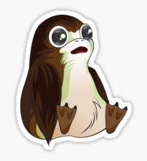 Galactic Penguins Sticker