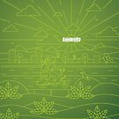 Lambretta Green by kevincreative