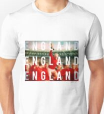 England Wins the World Cup T-Shirt