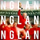 England Wins the World Cup by clandestino