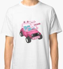 Vanessa Carlton's Ride Downtown Classic T-Shirt