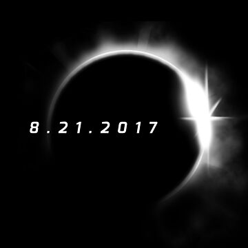 Total Solar Eclipse August 21 2017 T Shirt Sun Summer USA by vomaria