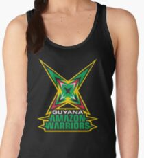 Guyana Amazon Warriors Cricket CPL T-shirt Women's Tank Top