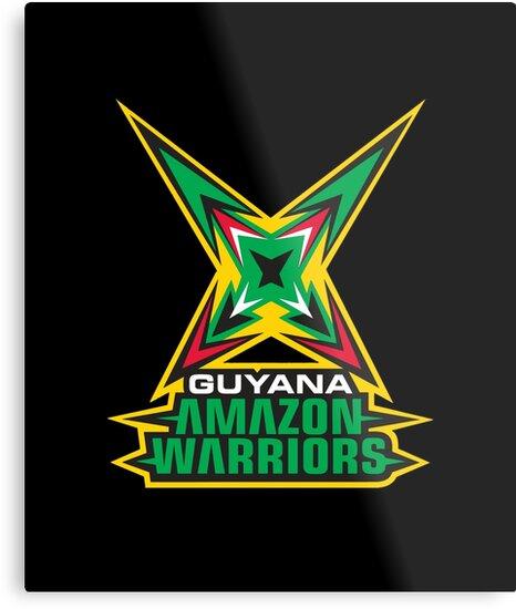 Amazon T By Prints Metal Warriors Shirt Guyana Cpl Cricket 5RL4Aj3