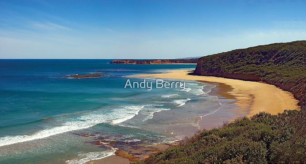 Southside, Bells Beach. Great Ocean Road, Australia by Andy Berry
