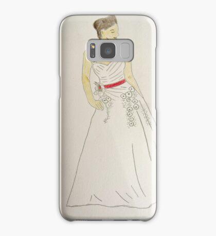 Wedding Dress No 5 Samsung Galaxy Case/Skin