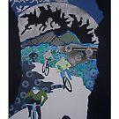 Nightriders by Lillian Trettin
