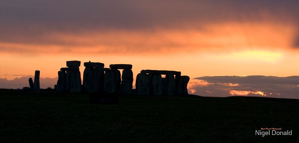 Stone Henge by Nigel Donald
