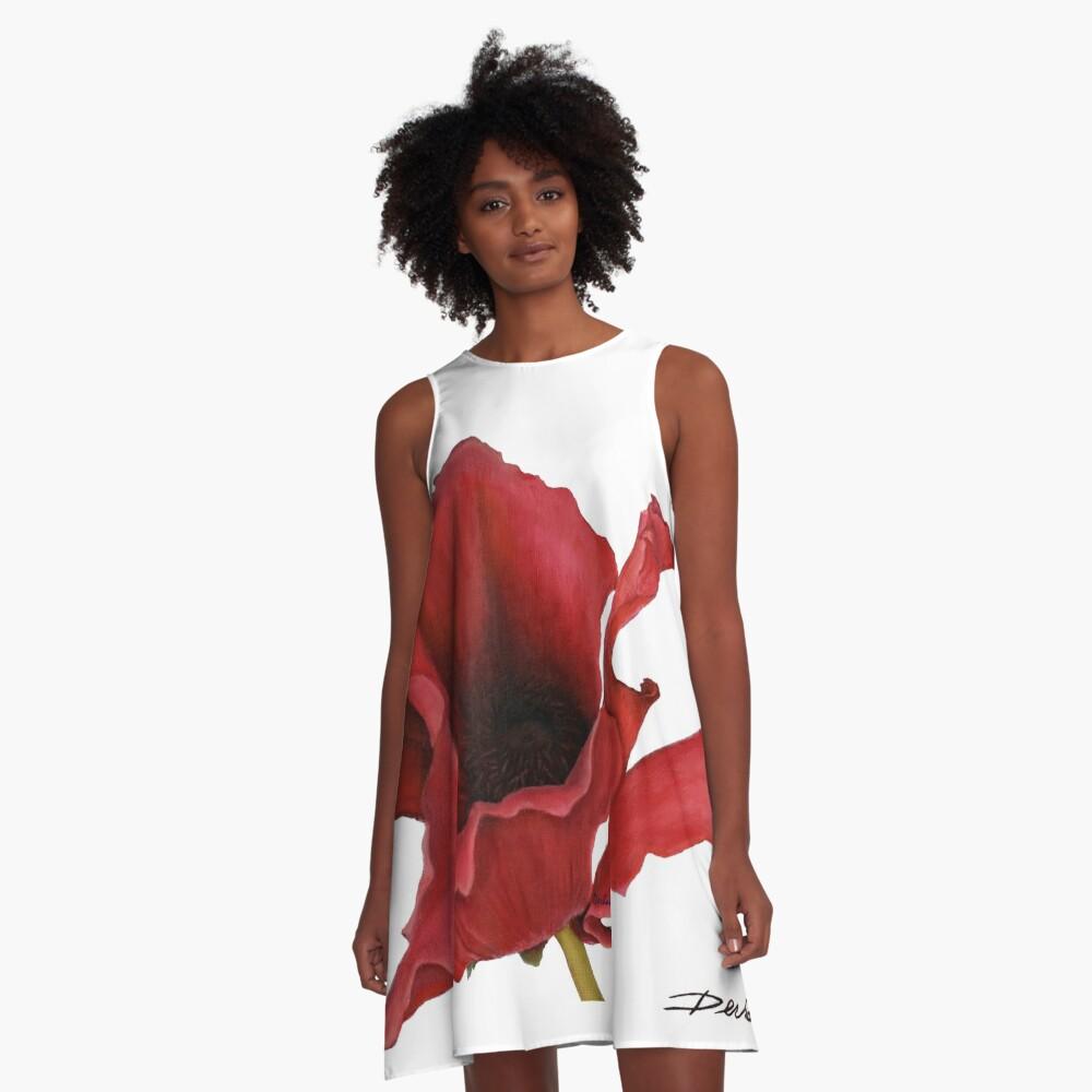 Poppy By Dianna Derhak A-Line Dress Front