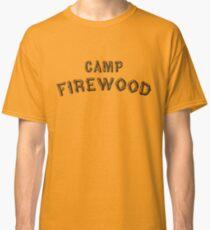 Wet Hot American Summer - Camp Firewood Classic T-Shirt