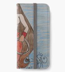 Cowgirl Mermaid iPhone Wallet/Case/Skin