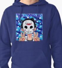 Delirious! Pullover Hoodie