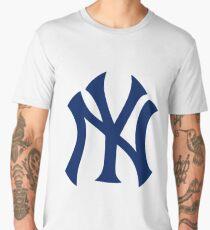 New York Yankees Men's Premium T-Shirt