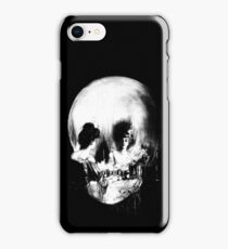 Illusion - Skull & Beautiful Lady - All Is Vanity iPhone Case/Skin