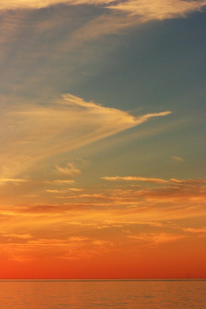 Summer Sunset by OzShell