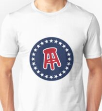 Barhocker Sport Unisex T-Shirt