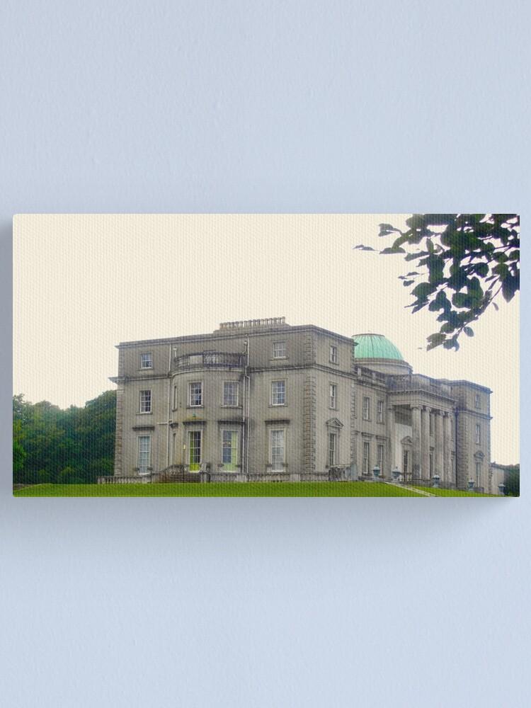 Alternate view of Emo Court Grand Estate Canvas Print