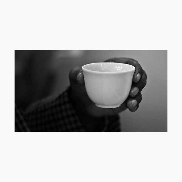 Cup of Life Photographic Print
