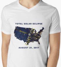 Total Solar Eclipse August 21, 2017 Sticker T-Shirt