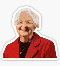 Sister Jean (Loyola) Sticker