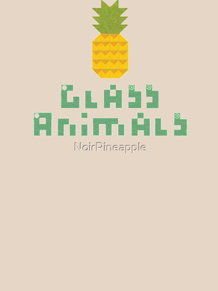 Glass Animals 5 by NoirPineapple