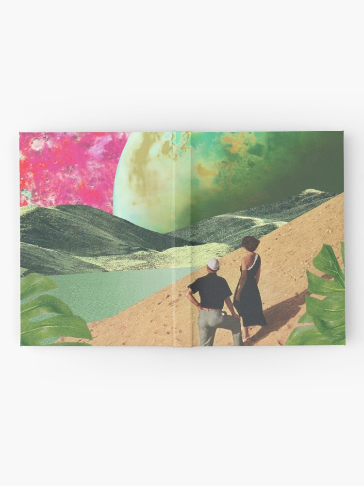 Alternate view of Oasis Hardcover Journal