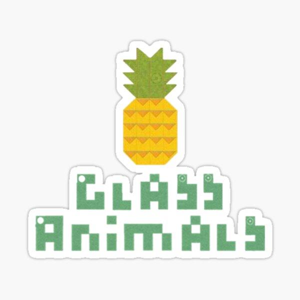 Glass Animals 5 Sticker