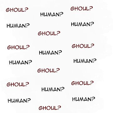 Human or Ghoul? by fantav