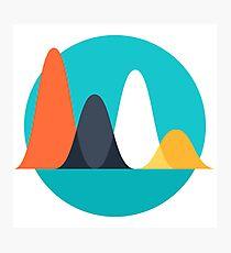 Analytics Photographic Print