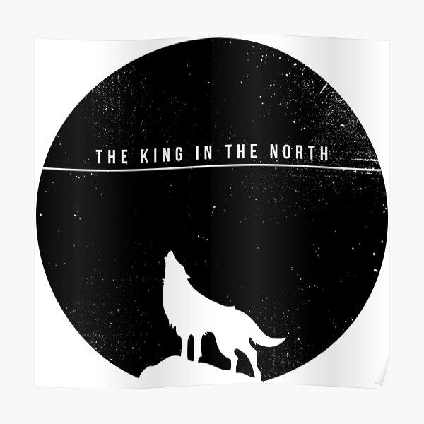 Le roi au nord Poster