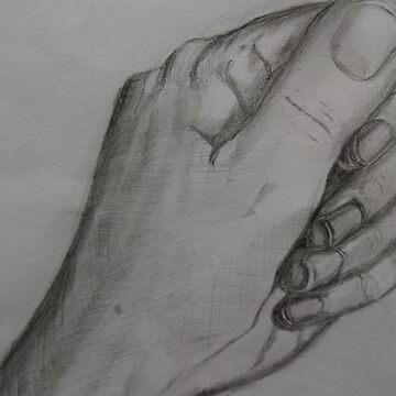 Hand by lizdomett