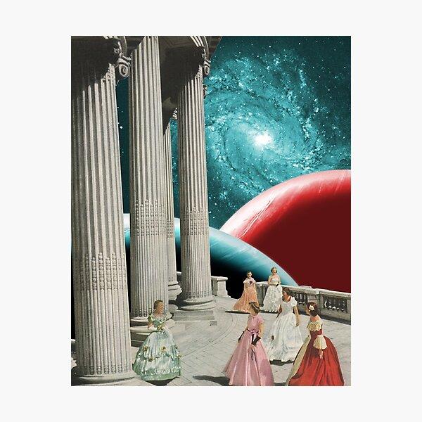 Cosmic Cotillion Photographic Print