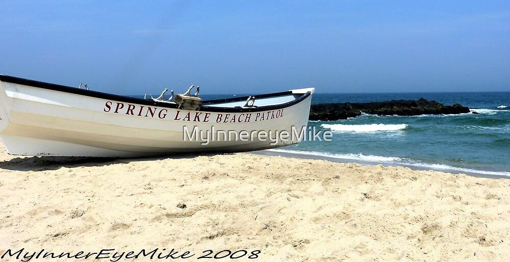 #380           Row Boat In The Sun by MyInnereyeMike