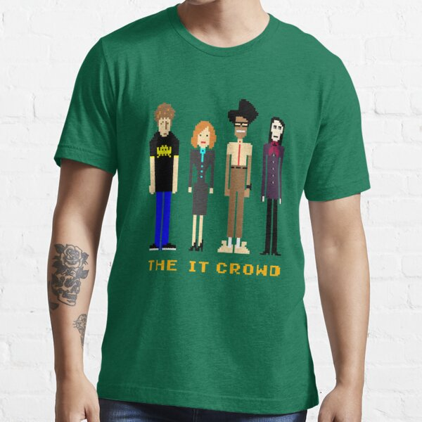 The IT Crowd - Pixels Essential T-Shirt