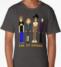 The IT Crowd - Pixels Long T-Shirt