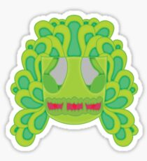 Open-Minded Sticker