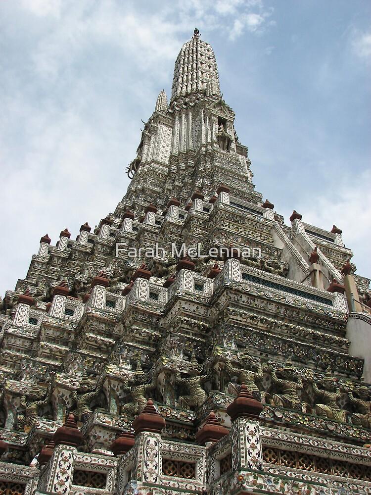 Wat Arun by Farah McLennan