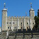 The White Tower. London by hans p olsen