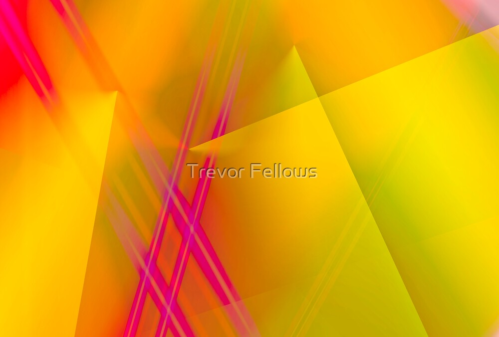 Lines. by Trevor Fellows