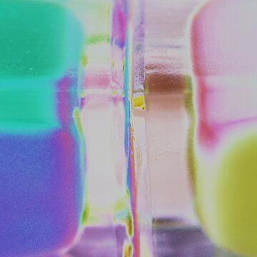 Color Block Pastel Shock by danafazz