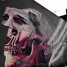 Street art. by Jeanette Varcoe.