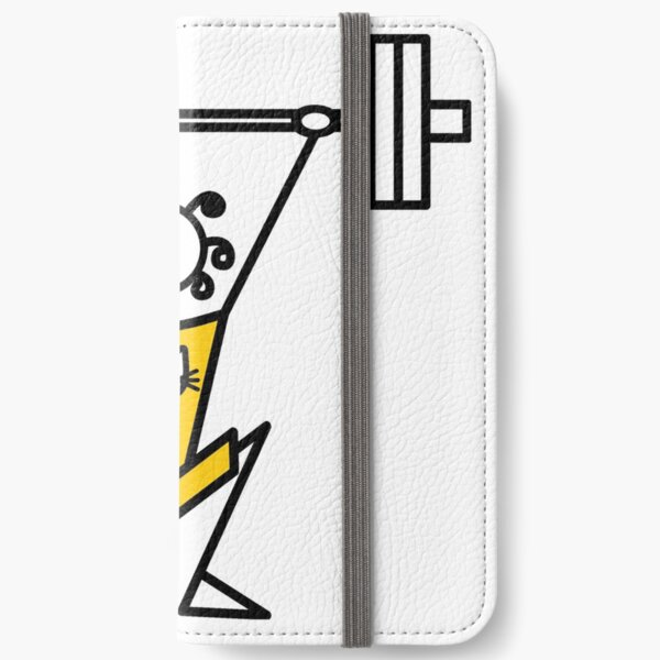 The Lifting Place - Snatch  iPhone Wallet