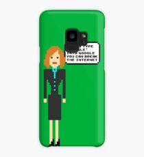 Pixel Jen - The IT Crowd Case/Skin for Samsung Galaxy