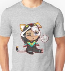Chibi Voltron Onesie- Shiro w/ White hair T-Shirt
