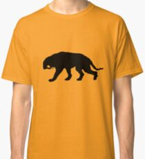 Saber-toothed tiger Classic T-Shirt