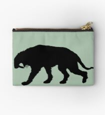 Saber-toothed tiger Studio Pouch