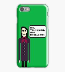 Pixel Richmond - The IT Crowd iPhone Case/Skin
